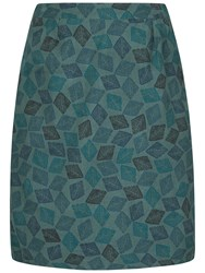 Seasalt Gothal Skirt Diamond Leaf Cliff