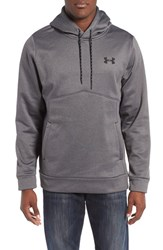 Under Armour Men's Storm Icon Hoodie Carbon Heather