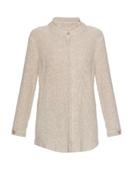 Simon Miller Mid Weight Woven Shirt Ivory