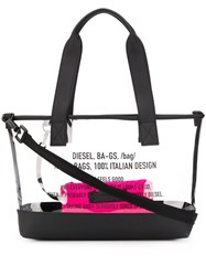 Diesel Transparent Tote Bag 60