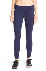 Brooks Women's 'Greenlight' Running Tights Navy