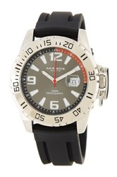 Akribos Xxiv Men's Swiss Quartz Sport Watch Black
