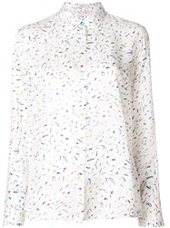 Paul Smith Ps By Doodle Shirt White