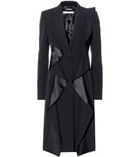 Givenchy Wool Coat Black
