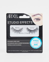 Ardell Lashes Studio Effects Wispies Black