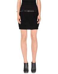 Maison Scotch Denim Skirts Black