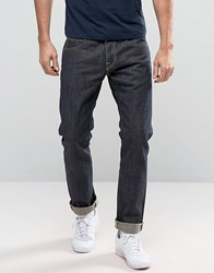 Edwin Ed 49 Rainbow Selvedge Relaxed Fit Jeans Blue