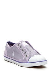 Nautica Lanyard 3 Slip On Sneaker Purple