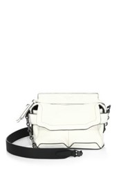 Rag And Bone Micro Pilot Satchel White