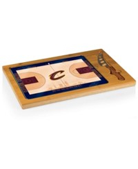 Picnic Time Cleveland Cavaliers Icon Cutting Board Burlywood