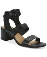 Tahari Dalton Strappy Gladiator Sandals Women's Shoes Black