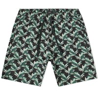 Onia Charles 7 Liberty Print Swim Short Black