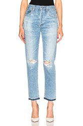 Citizens Of Humanity Liya High Rise Classic In Blue