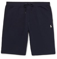 Polo Ralph Lauren Jersey Drawstring Shorts Navy