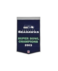 Winning Streak Seattle Seahawks Dynasty Banner Team Color