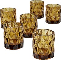 Cb2 Set Of 6 Betty Tea Light Candle Holders
