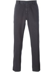 Etro Straight Trousers Grey