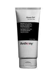 Anthony Logistics For Men Shave Gel Transparent