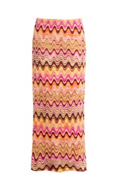 Missoni Swirl Maxi Skirt