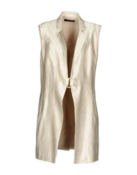 Guess By Marciano Overcoats Light Grey