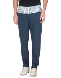 Kolor Casual Pants Slate Blue