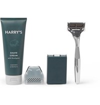 Harry's Winston Shaving Set Colorless