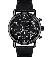 Coach 14602107 Delancey Stainless Steel Watch