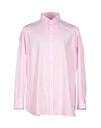 Emma Willis Shirts Shirts Men Pink