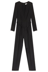 Paul And Joe Longsleeve Jumpsuit With Lace Insert