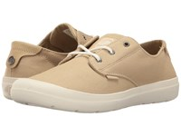 Palladium Voyage Sahara Marshmallow Women's Lace Up Casual Shoes Beige