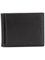 Bally Classic Folded Cardholder Black