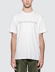 White Mountaineering Printed T Shirt