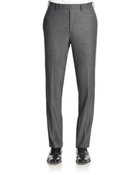 William Rast Flat Front Pants Grey