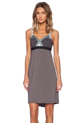 Vpl Convexity Breaker Dress Gray