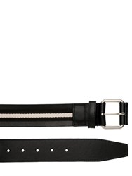 Bally 40Mm Tianis 40 Leather Belt