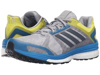 Adidas Supernova Sequence 9 White Unity Blue Unity Blue Men's Running Shoes Gray