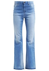 Marc O'polo Bootcut Jeans Holiday Wash Blue Denim