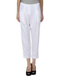 I'm Isola Marras Casual Pants White