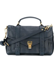 Proenza Schouler Medium 'Ps1' Satchel Blue