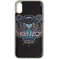 Kenzo Black And Pink Tiger Iphone X Xs Case