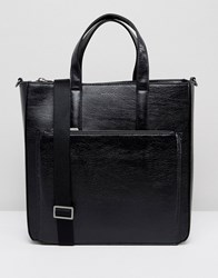 Matt And Nat Junji Tote Bag Black