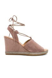 Seychelles Whatnot Wedge Taupe