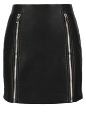 Eleven Paris Tarantino Mini Skirt Black