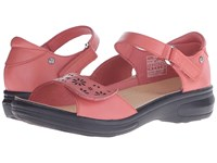 Revere Tuscany Coral Women's Flat Shoes