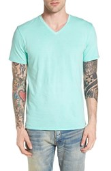 The Rail Men's V Neck Cotton T Shirt