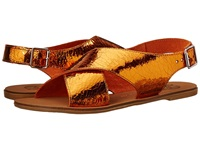 House Of Harlow Izzy Orange Women's Sandals