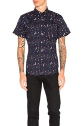 Naked And Famous S S Shirt Navy