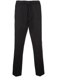 Cmmn Swdn Stan Tapered Track Pants Black