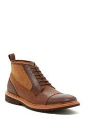 Robert Graham Bedford Boot Brown