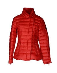 Gianfranco Ferre Gf Ferre' Down Jackets Red